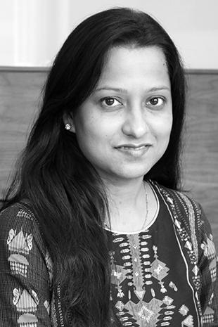 Dr. Shreya Maulik